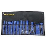 12 PCS COMPOSITE FASTENER / PANEL REMOVAL KIT